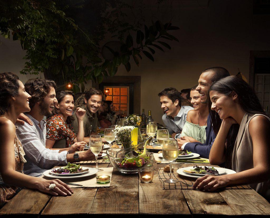 Gazela 'Dinner'