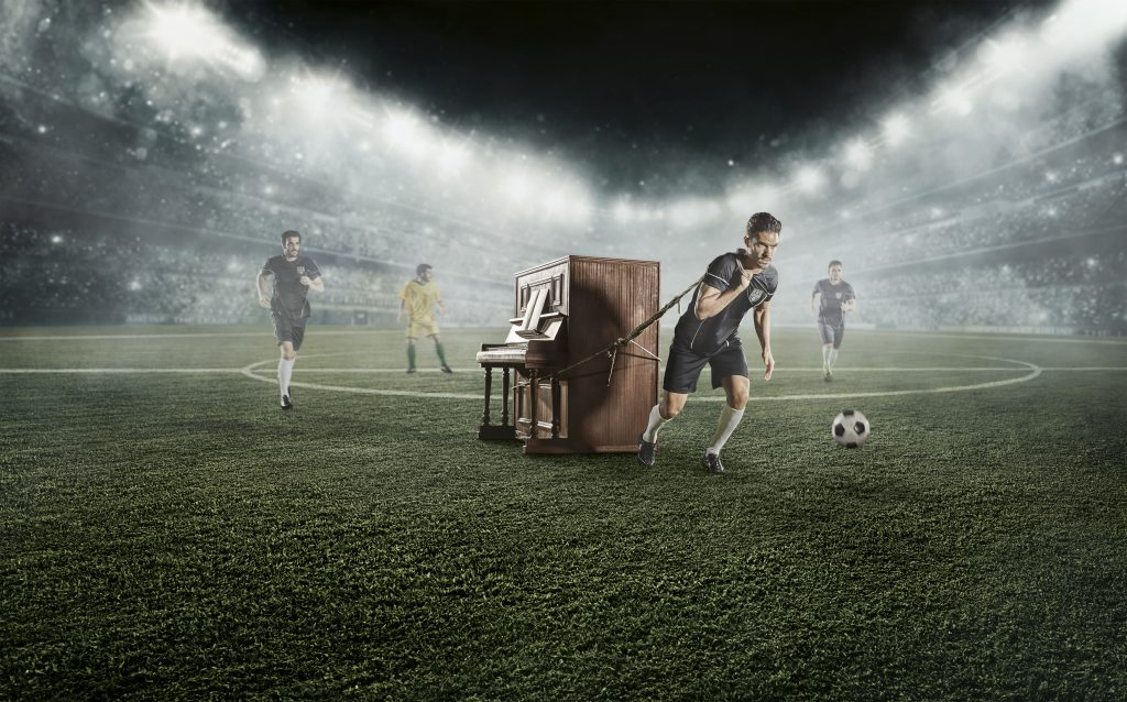 Placard 'Piano'